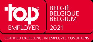 SPIE Belgium ICS est Top Employer 2021